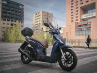 Scooter Kymco PEOPLE S 125i ABS (Topcase) Euro 4
