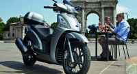 Scooter Kymco PEOPLE GTi 300 ABS (Topcase) Euro 4