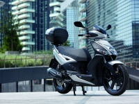Scooter Kymco AGILITY 50i 4T R16+ (Topcase) Euro 4